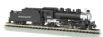 51571 Bachmann Prairie 2-6-2 & Tender Union Pacific
